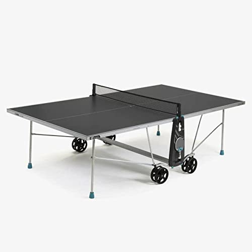 Dione S600i Table de Ping Pong Indoor - Tennis de Table - 95KG - Bleue - 274 x 152 x 76 cm